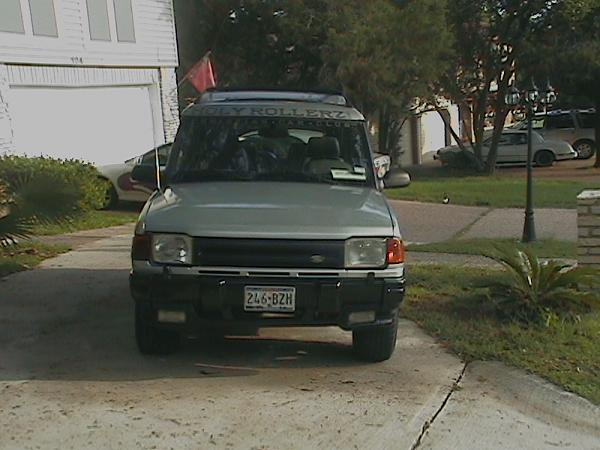 1996 Land Rover Discovery I