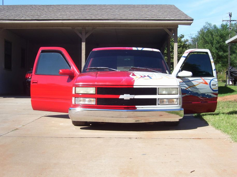 1993 Chevy ext cab
