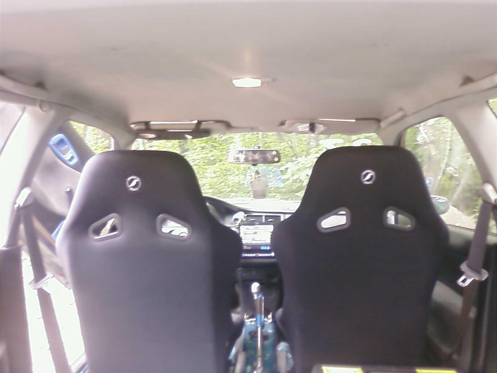 1995 Honda Civic HB