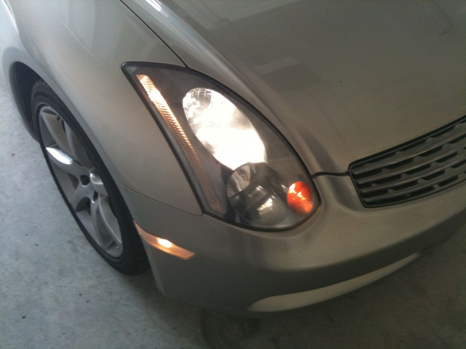 2004 Infiniti G35 Coupe 6mt