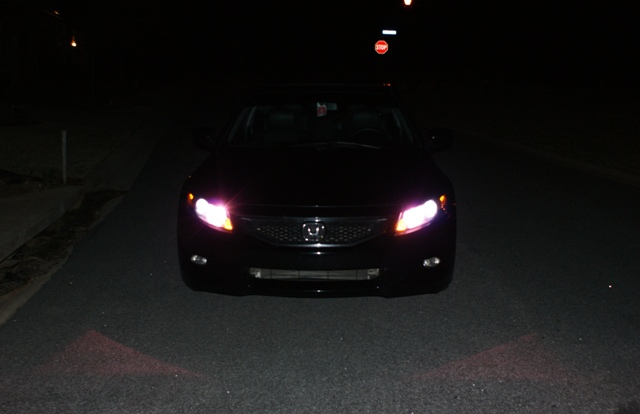 2008 Honda Accord Coupe V6