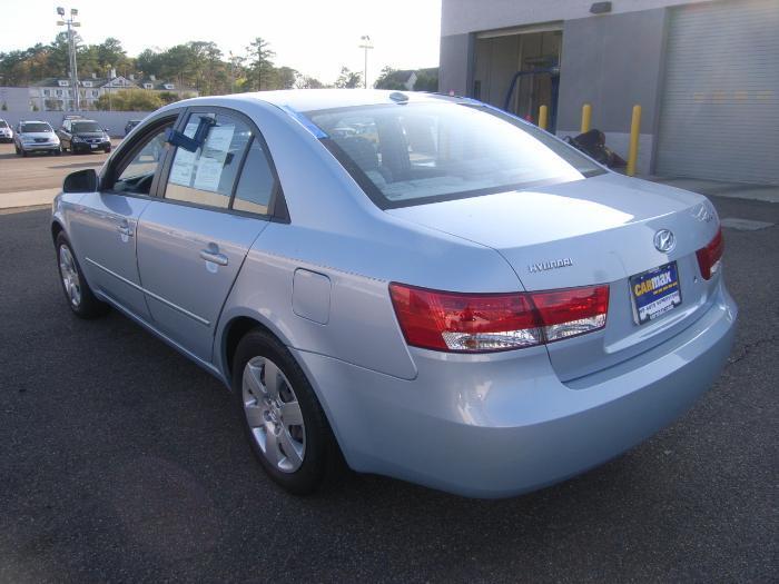 2007 Hynudai Sonata