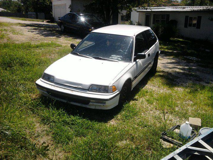 91 Honda Civic