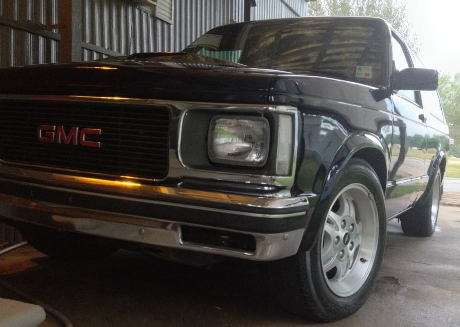 1993 GMC Jimmy 2 dr S15