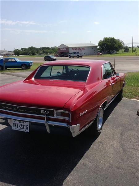 1966 Chevelle Supersport
