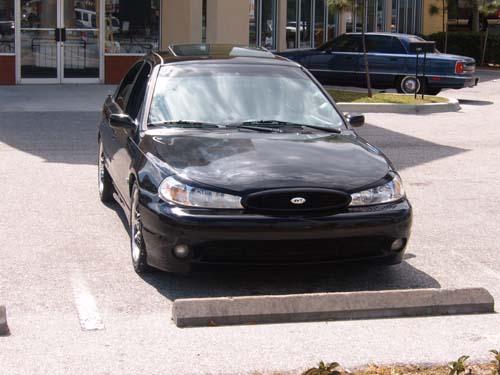 1998 Ford Contour SVT