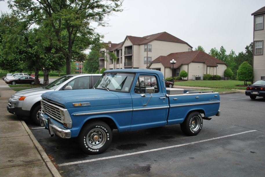 68 Ford f-100