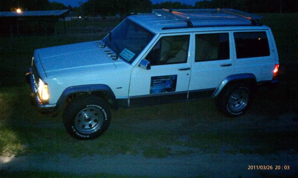 1992 Jeep Cherokee (XJ)