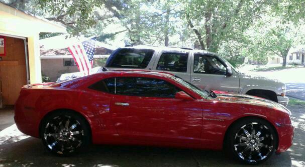 2012 Chevy Camaro